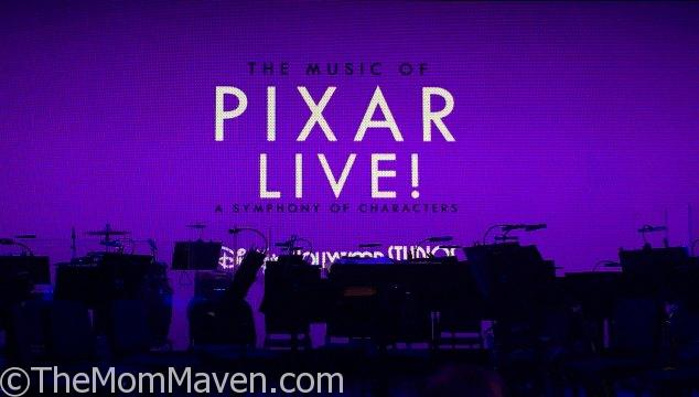 The Music of Pixar Live! A Symphony of Characters at Disney's Hollywood Studios enjoyed a summer long run from May 26-August 27, 2017.