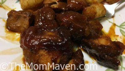 Crockpot Country Style Pork Ribs