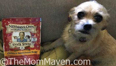 Newman's Own Snack Sticks for Dogs