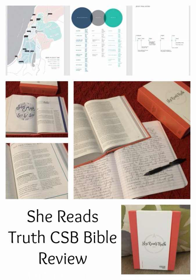"The She Reads Truth Bible invites every woman to count themselves among the She Reads Truth community of ""Women in the Word of God every day."""