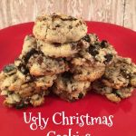 This easy Ugly Christmas Cookies recipe makes the perfect treats for your Ugly Christmas Sweater Party or any holiday get together.
