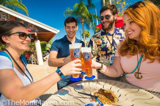 After last year's delicious debut, SeaWorld Orlando's Seven Seas Food Festival is returning for a second course this spring.
