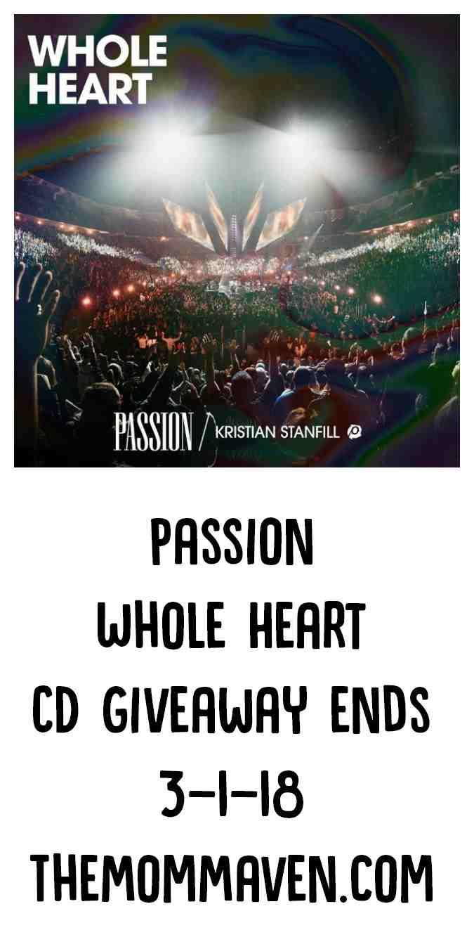 Passion Whole Heart is the live worship album from the 2018 Passion Conference which took place in January of this year. Passion Conference 2018 was a beautiful worship experience, and the live album captures each powerful moment, allowing those who were not in attendance to experience it.