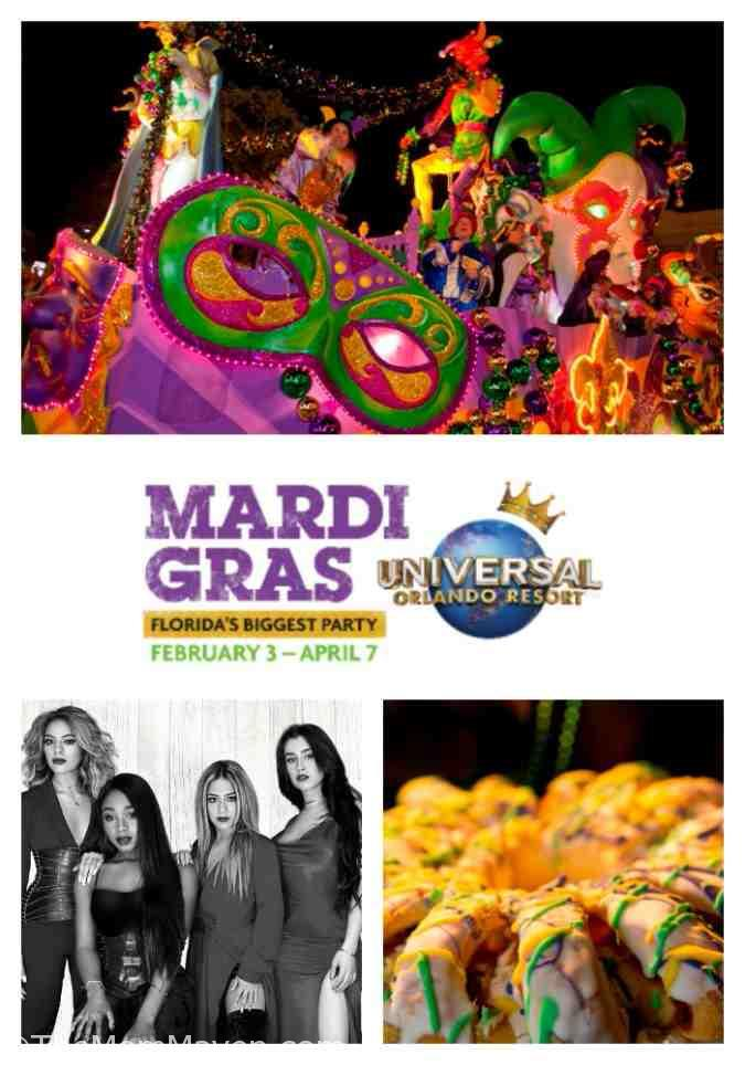From Feb. 3 through April 7, the 2018 Mardi Gras at Universal Orlando celebration will offer more opportunities than ever before for guests to experience Florida's Biggest Party