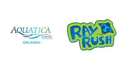 Ray Rush at Aquatica SeaWorld's Waterpark