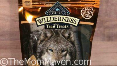 Blue Buffalo Wilderness Trail Treats for Dogs