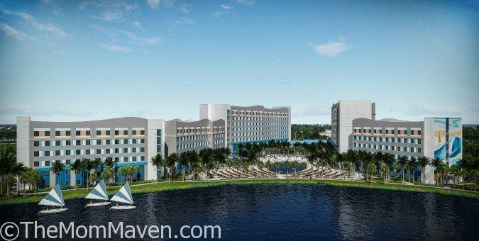 The most affordable hotel option at Universal Orlando Resort is now accepting reservations. Opening in August 2019, Universal's Endless Summer Resort – Surfside Inn and Suites will be the first hotel in the destination's new Value hotel category, with rates starting at less than $100 per night.