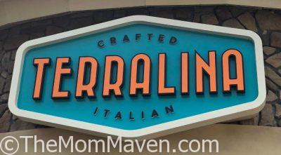 Set along the shores of Lake Buena Vista at Disney Springs, Terralina Crafted Italian was inspired by the design and lifestyle of Northern Italy's famous lakes like Lake Como, set far away from city life and surrounded by picturesque villages.