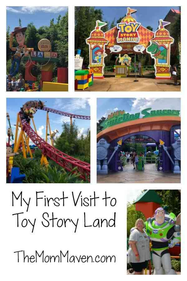 Toy Story Land is home to 3 rides, a quick service restaurant, restrooms, and character meet and greets.