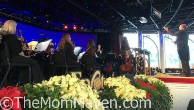 2018 Disney Candlelight Processional