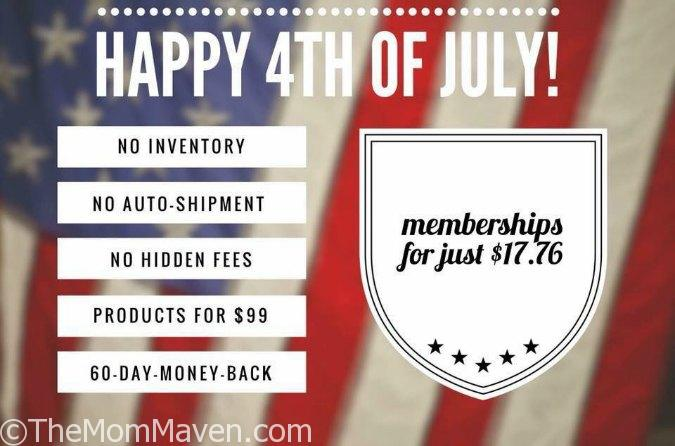 ! From July 4-10 at 6pm EDT you can join Plexus as an Ambassador or wholesale customer for almost half price! Only $17.76 plus a Welcome Pack will get you started down the road with me by your side.