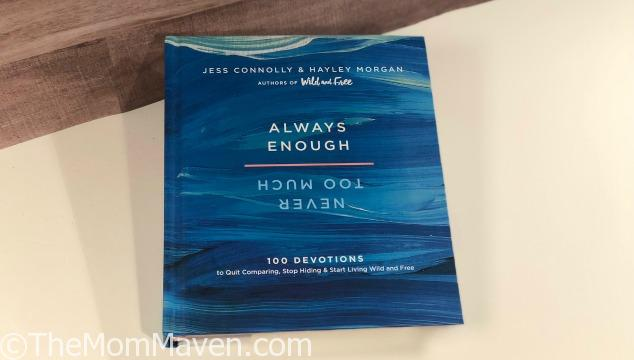 Always Enough, Never Too Much Devotional Review and Giveaway