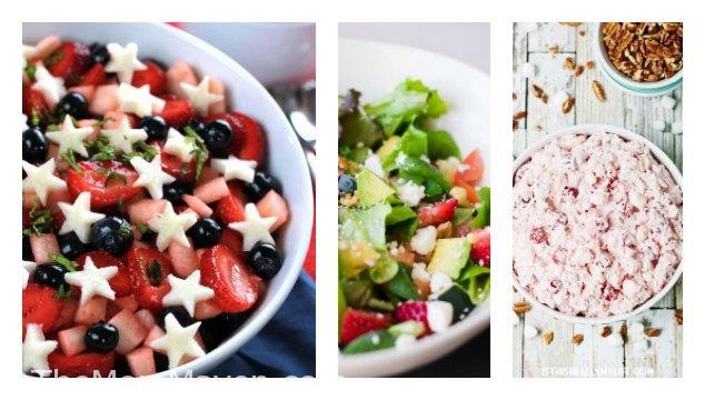 17 Fresh Summer Fruit Salad Recipes