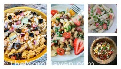 25 Summer Pasta Salad Recipes