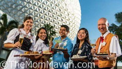 The 2018 Epcot International Food & Wine Festival Begins August 30th