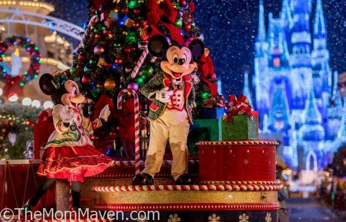 What's So Special About a Disney Christmas Vacation? Everything!