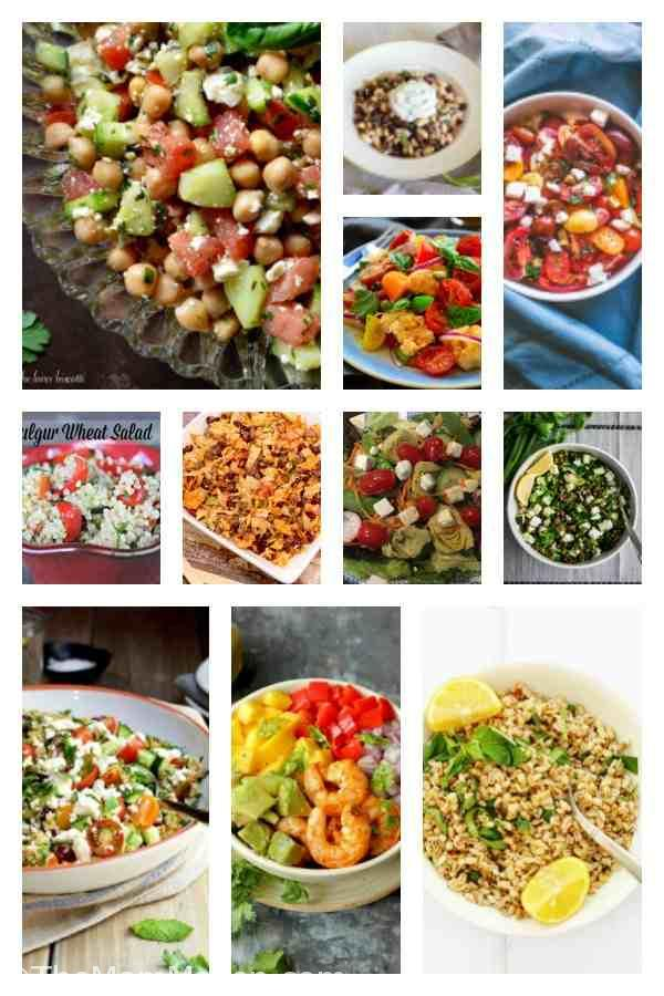 It's finally here, part 8, the finale of my Summer Sides, Salads, and Dips series. Today we have 37 more summer salad recipes.