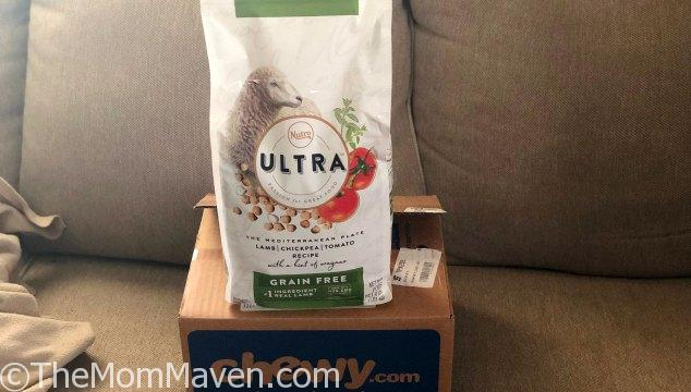 Each Nutro Ultra Grain-Free Dog Food recipe starts with real meat, poultry, or fish as the very first ingredient, followed by real vegetables or fruits, plus a hint of herbs!