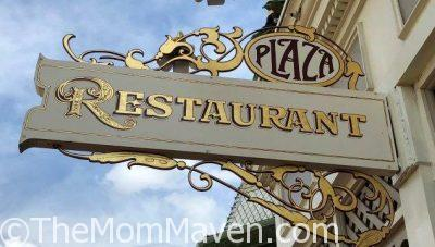 The Plaza Restaurant a Hidden Gem in the Magic Kingdom