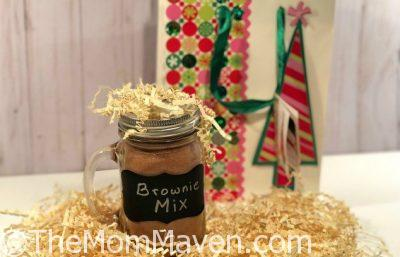 Super Moist Brownie Mix Perfect for Gifting