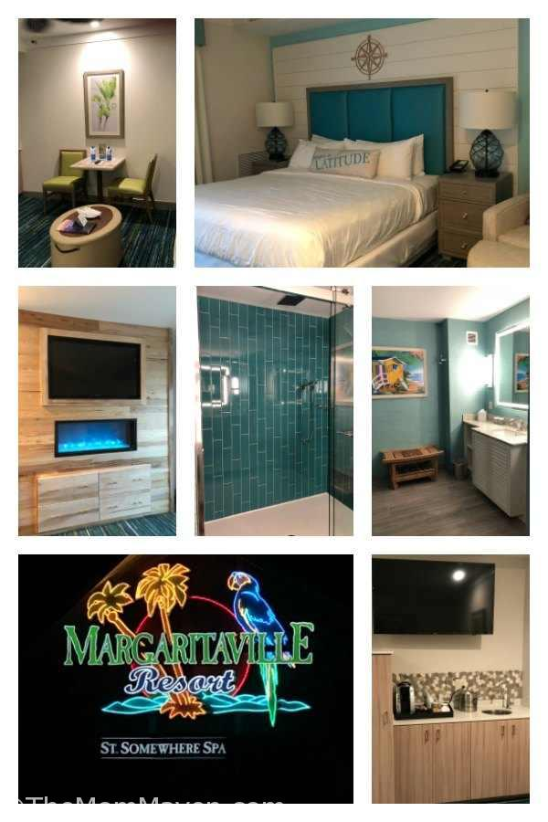 The Margaritaville Gatlinburg Resort is the place to stay in Gatlinburg. It is located right on Parkway in walking distance to dining and attractions.