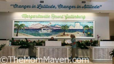Top 3 Reasons to stay at Margaritaville Gatlinburg Resort