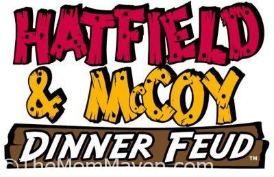 The Hatfield and McCoy Dinner Feud in Pigeon Forge, TN,loosely based on the feud of the same name, offers family-friendly food, music, and fun for all ages