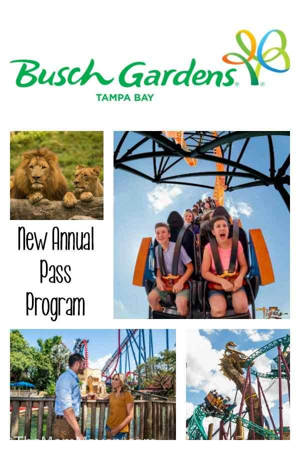 Annual Pass Members at Busch Gardens Tampa Bay have more options to choose how they'll explore the park's high-speed thrills, world-class event line-up and the return of free beer all year long in 2019.