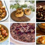 15 Holiday Side Dishes Stuffing and Potatoes