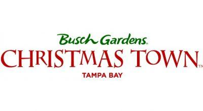 Christmas Town at Busch Gardens Tampa Bay Opens November 17