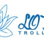 Lotus Trolley Bag-Reuseable Grocery Bag