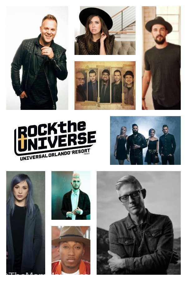 Florida's biggest Christian music festival, Rock the Universe 2019, will take place on all-new dates, Feb. 1st and 2nd.