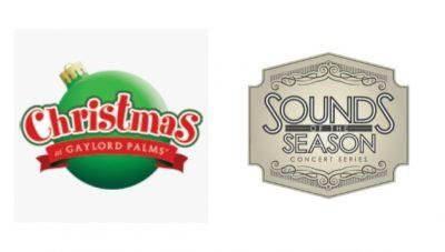 Christmas at Gaylord Palms again will welcome award-winning voice talent to spread holiday cheer with the return of its Sounds of the Season Concert Series presented by Celebration Golf Club.