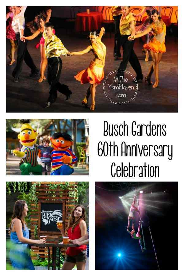 New this year, park guests can enjoy fan-favorite events EVERY week of 2019 as a part of Busch Gardens 60th Anniversary celebration.
