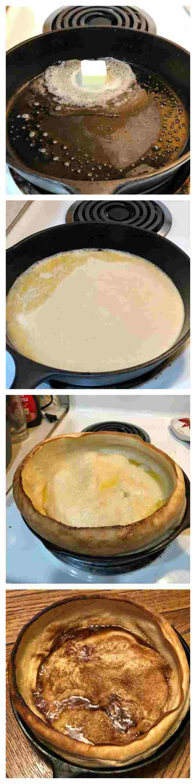 "The Dutch Baby is the little black dress of breakfast and this recipe from ""Breakfast, the Most Important Book About the Best Meal of the Day"" is so easy to make."