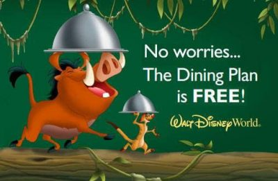 Walt Disney World has released 2 Disney Deals to kick off the new year, and one is FREE Dining for summer!