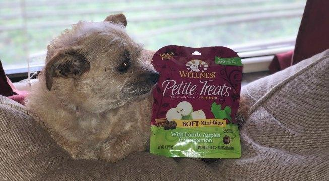 Wellness Petite Treats For Dogs The Mom Maven
