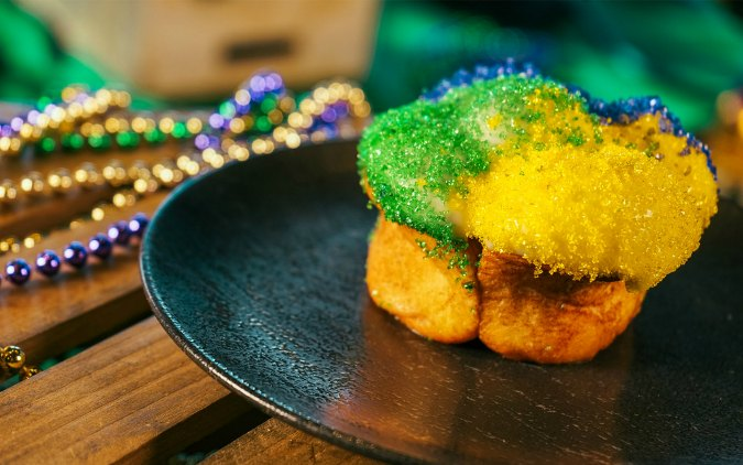 The Mardi Gras Celebration Has Begun At Universal Orlando