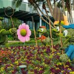 New sights, sounds and flavors of spring will envelop guests beginning March 6 when the 26th Epcot International Flower & Garden Festival bursts into bloom.