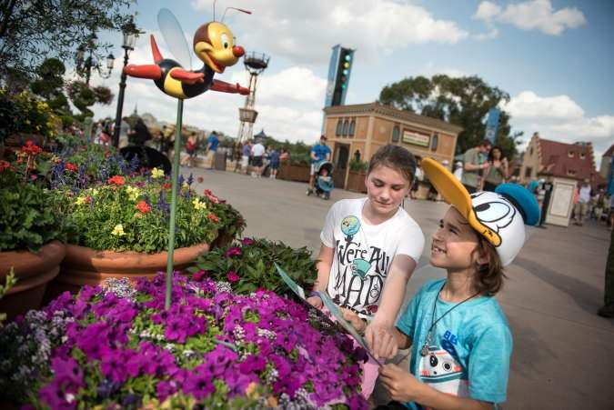 The 26th Epcot Flower & Garden festival will be greeting guests from March 6-June 3, 2019.