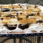 My S'mores Lasagna Overnight Refrigerated Treat is an easy-to-make dessert recipe for kids and adults alike!