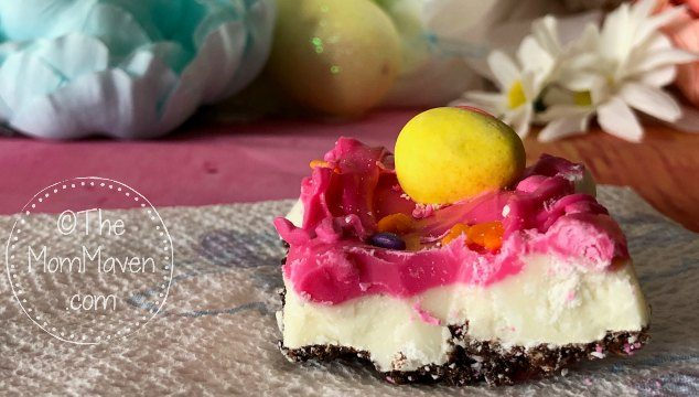 These Easter Bark Brownies combine two delicious treats in one, brownies and Easter Bark! You can't go wrong with this combination plus, it's easy to make and you can get creative!