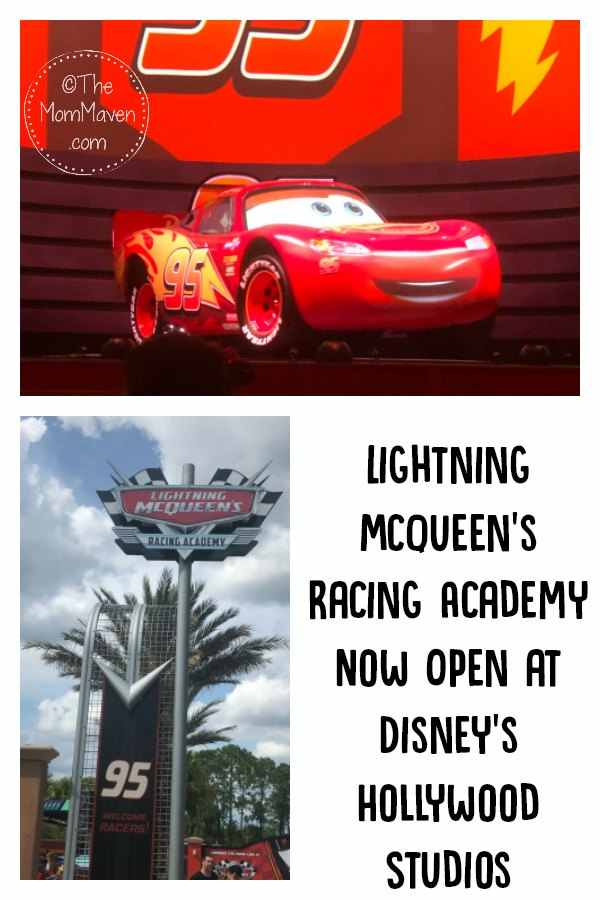 On March 31. 2019, Lightning McQueen's Racing Academy opened its doors at Disney's Hollywood Studios.