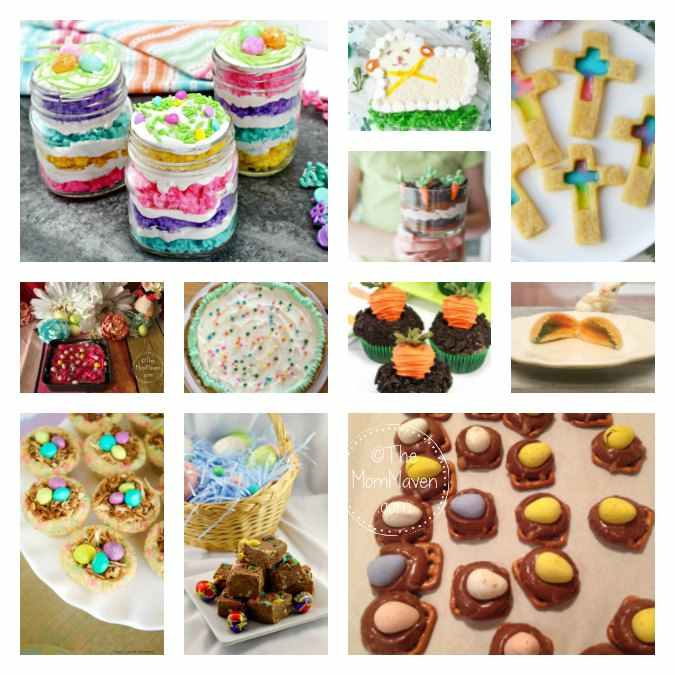Sometimes we want fancy but sometimes we want fun desserts, especially when there are kids involved. Here are 39 Adorable Easter Desserts!