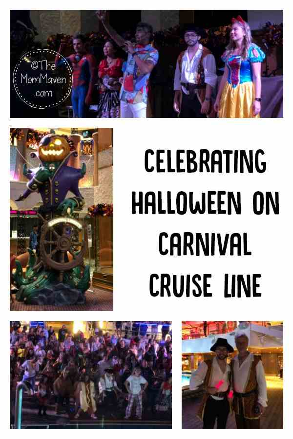 Every Carnival Cruise that departs in October is filled with Halloween activities for the whole family! Why not plan your fall getaway today?
