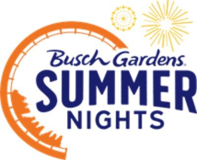 Busch Gardens Summer Nights logo