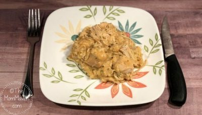 Do you crave comfort food in the heat of summer like I do? I adapted my chicken and rice recipe for the crockpot and it is delicious. Give it a try!