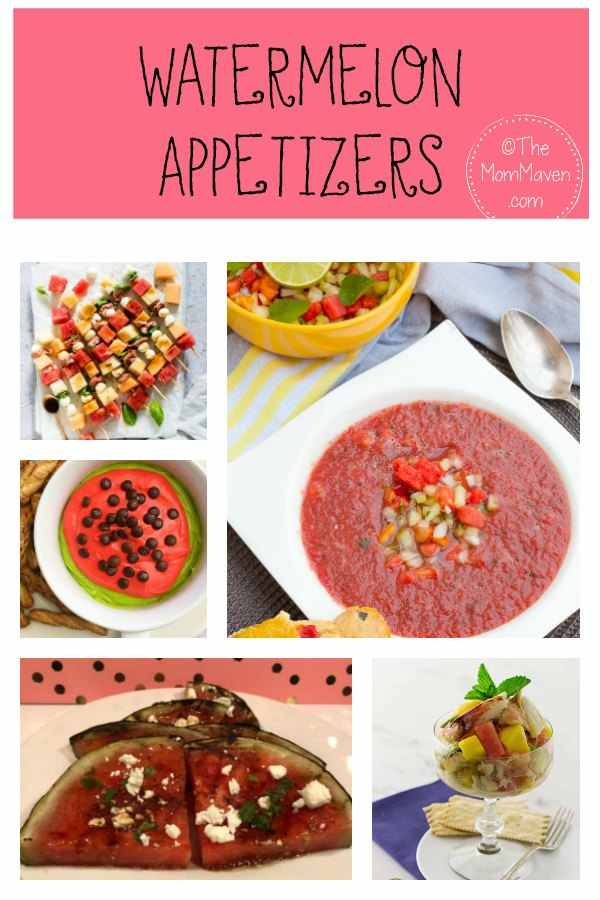 44 watermelon recipes and crafts