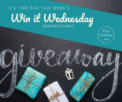 win it wednesday giveaway linky