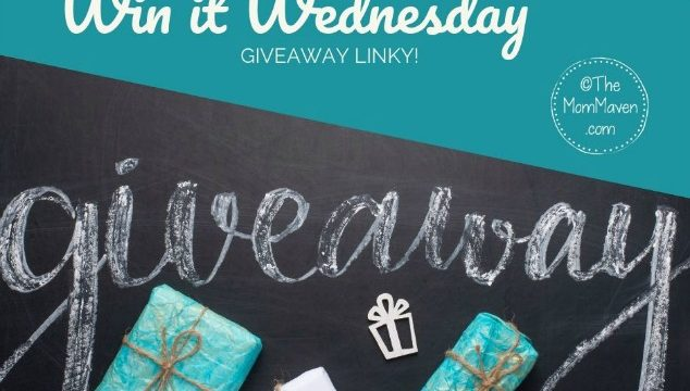 win it wednesday giveaway linky